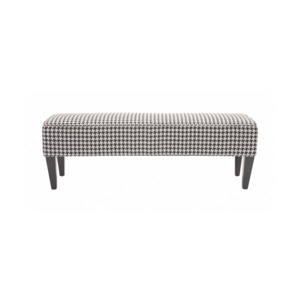 Giles custom bedroom furniture and custom upholstered headboard