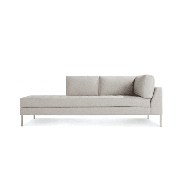 Lena custom bedroom furniture and custom upholstered headboard