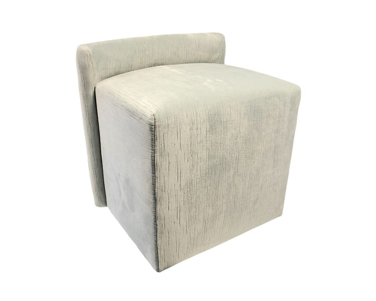 Iigia upholstered chairs and ottomans - Custom bedroom furniture with high end, bedroom textiles   Blend Home Furnishings