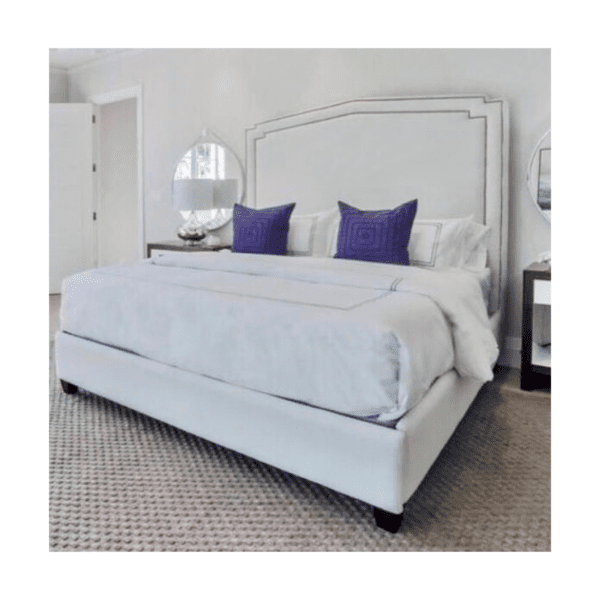 Melody custom bedroom furniture and custom upholstered headboard​
