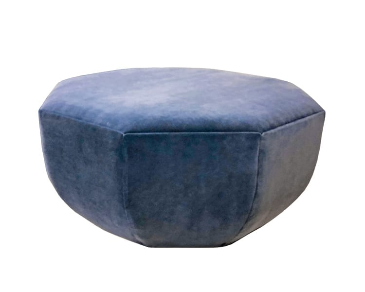 Octave upholstered chairs and ottomans - Custom bedroom furniture with high end, bedroom textiles | Blend Home Furnishings