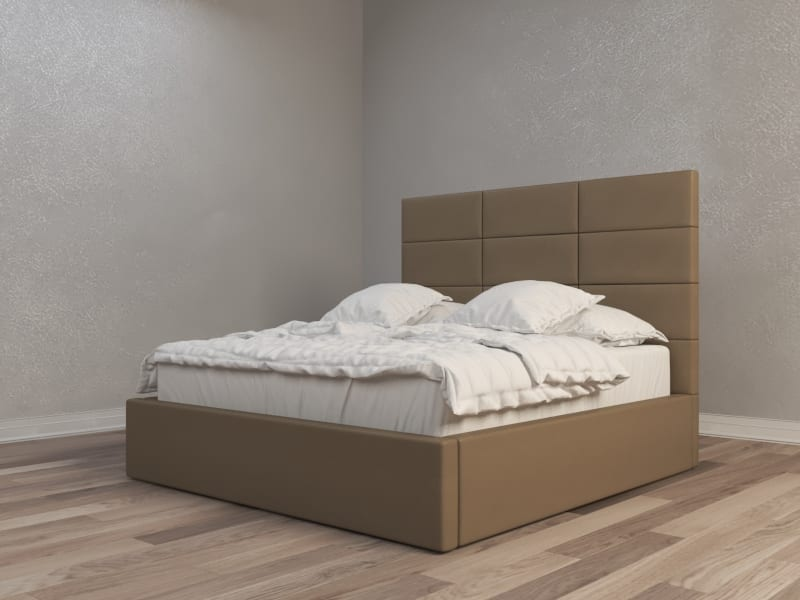 Travis - luxury headboard, wall mounted headboards, and custom upholstered bed with custom wall panels   Blend Home Furnishings