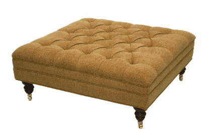 Custom upholstered bedroom furniture - winthrop upholstered chairs and ottomans   Blend Home Furnishings