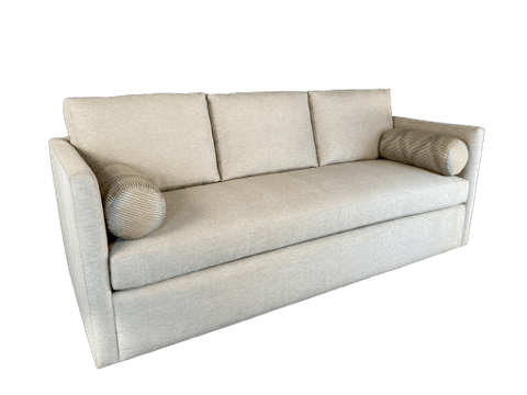 Milo Sofa Display v2, custom home furniture built to match your custom bedroom furniture and luxury headboard