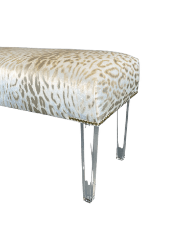 Luxita Bench legs, custom home furniture built to match your custom bedroom furniture and luxury headboard