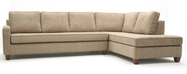 Miller Sectional custom built furniture to match your custom home furniture or custom bedroom furniture